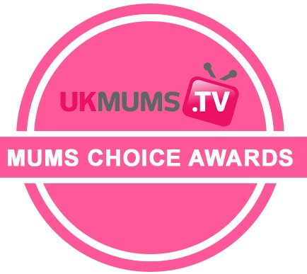 UK Mums Choice Award Logo - Best Haircare Product